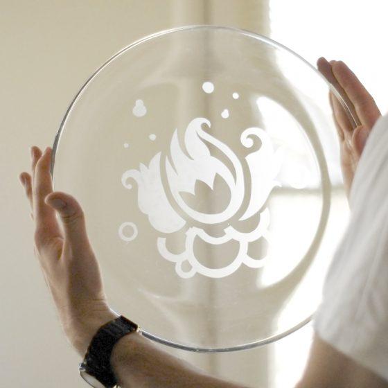 DIY gravure sur verre