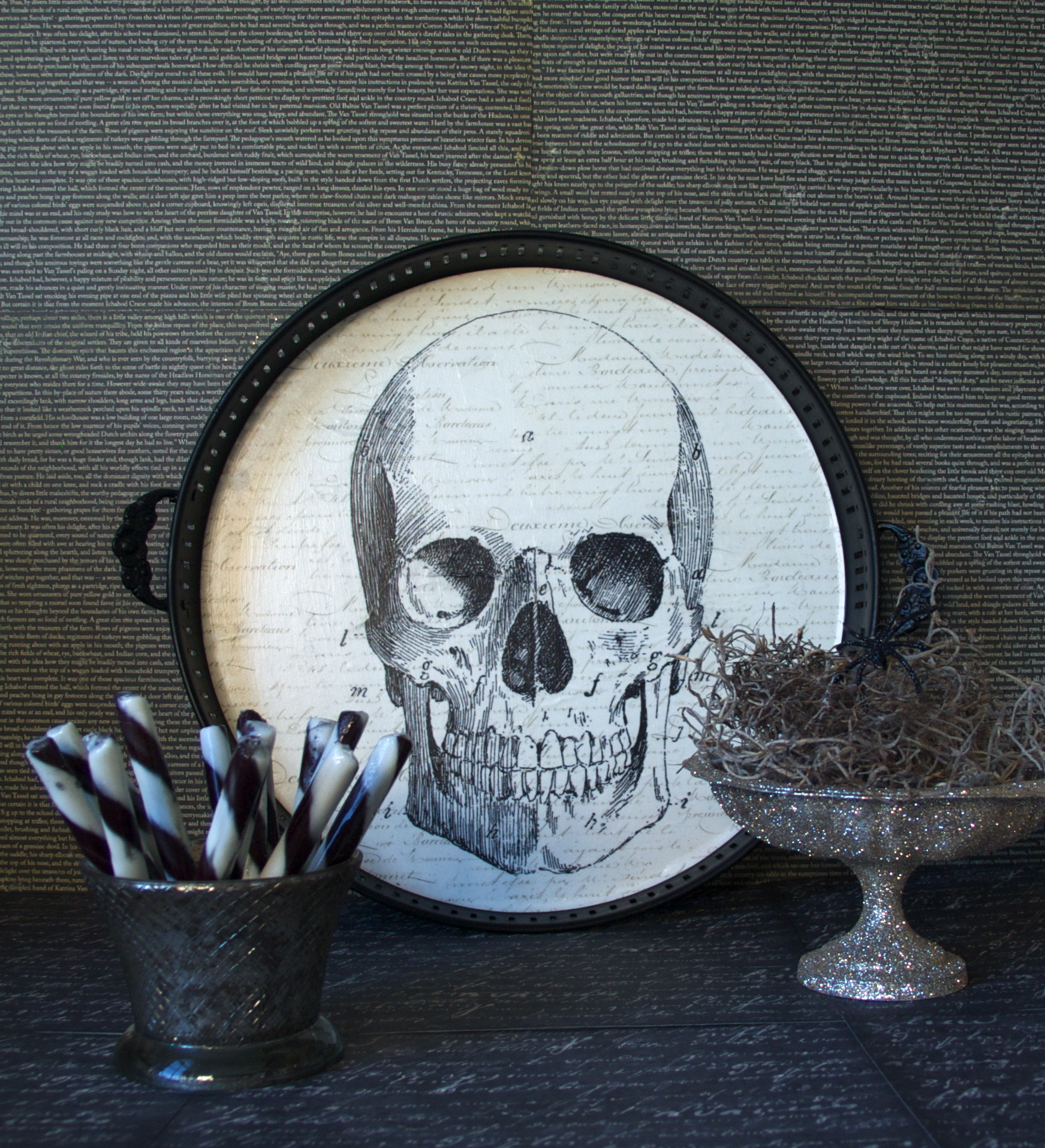 Diy Les Bouteilles D Gueux D 39 Halloween Mais Si Jolies