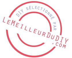 DIY sélectionné par www.lemilleurdudiy.com