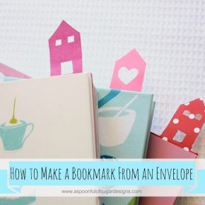 DIY Marque page joli joli