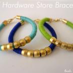 DIY bracelets de couleurs