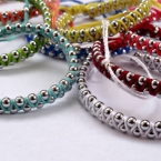 DIY bracelet de perles en métal