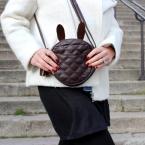 DIY le sac customisé avec des oreilles de lapin