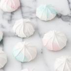 diy meringue colorees