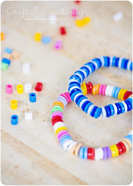 bracelet perles hama