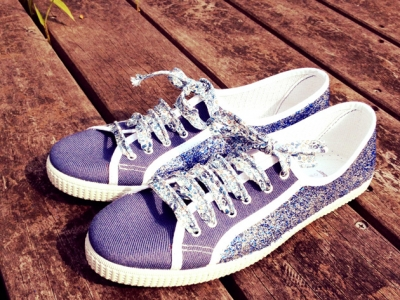 DIY customiser des lacets