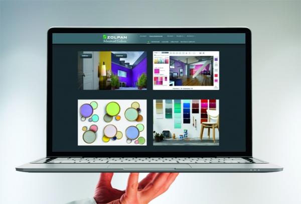 Comment choisir la couleur de son salon avec zolpan - Zolpan intensement couleur ...