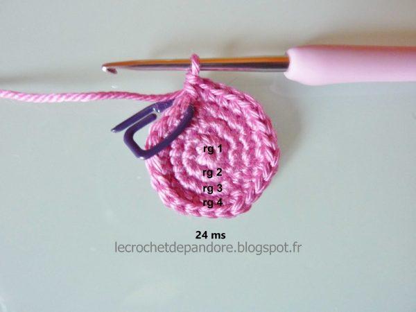 Tutorial Amigurumi Debutant : DIY Debuter le crochet avec les amigurumis - Le Meilleur ...