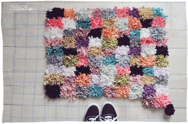 Diy comment faire un tapis soi m me le meilleur du diy - Comment realiser un dressing soi meme ...