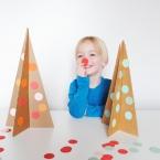 DIY Sapin de noël à réaliser avec les enfants