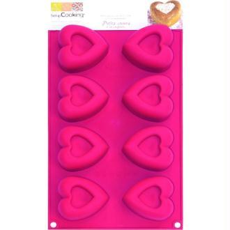 DIY moule coeur chocolat