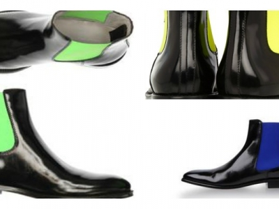 DIY chaussures customisées
