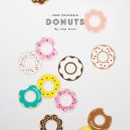 diy memory donuts