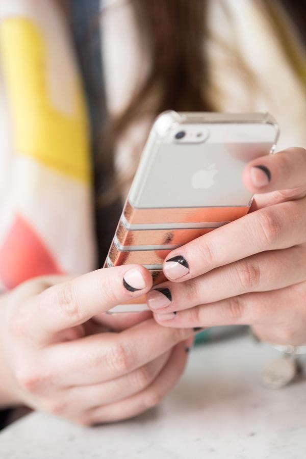 DIY Customisation de téléphone portable