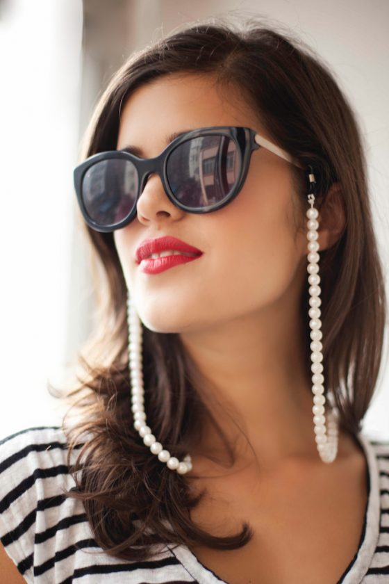 DIY Lunettes ultra chic
