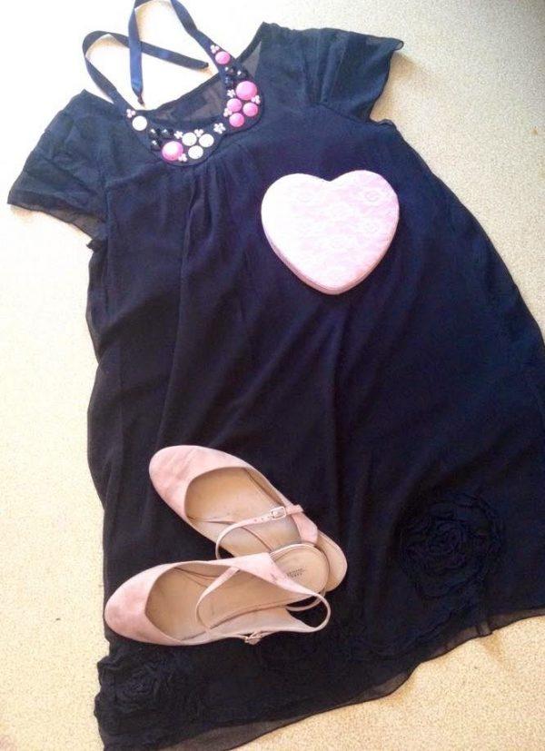 DIY Collier pour habiller une robe