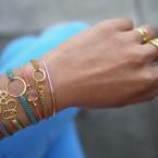 DIY Bracelet tressé