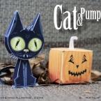 DIY Papertoys d'Halloween