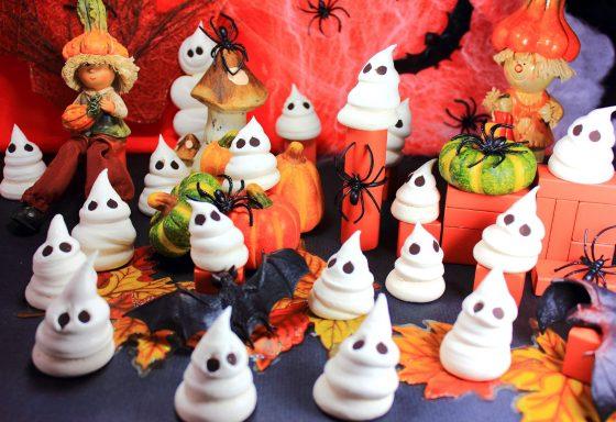DIY Fantômes d'Halloween