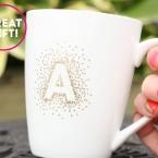 DIY Mug personnalisé facile à réaliser