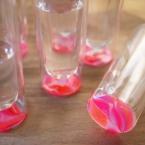 DIY Décorez vos verres avec du vernis à ongles