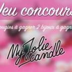 My Jolie Candle Jeu concours
