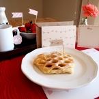 DIY Kit petit-déjeuner Saint-Valentin