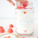 DIY Bocal d'amour