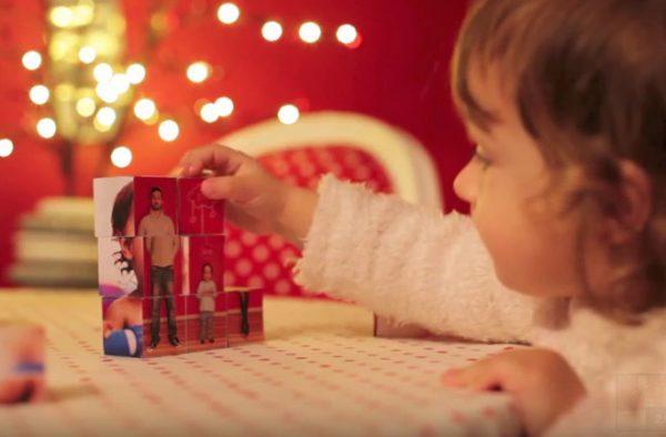 DIY Vidéo cubes pour enfants
