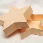 DIY Boite en forme d'étoile