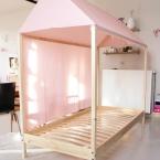 DIY Lit cabane