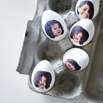 DIY Oeufs de Pâques improbables