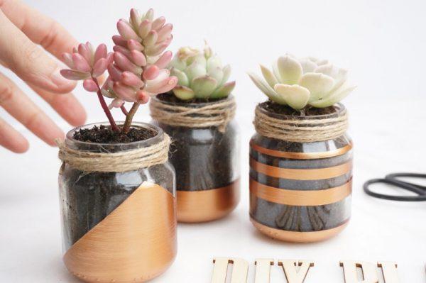 DIY Jolies petites plantes graphiques