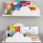 DIY étagères en forme de nuage