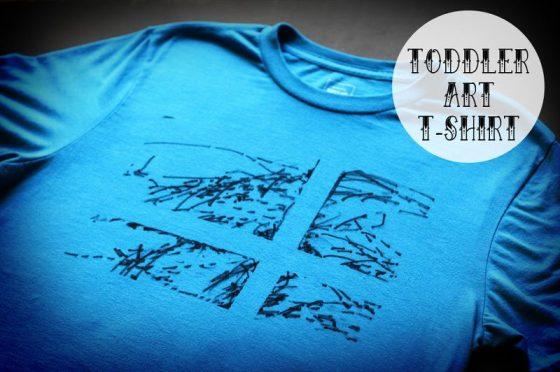 DIY T-shirt cadeau de la fête des pères