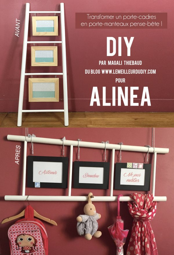 Avant après DIY Alinéa Lemeilleurdudiy