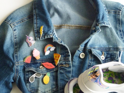 DIY Patchs et broches