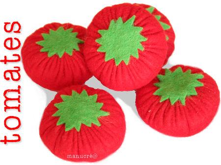 tutorial tomate en feutrine