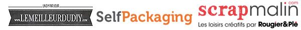 Partenaires lemeilleurdudiy Scrapmalin Selfpackaging