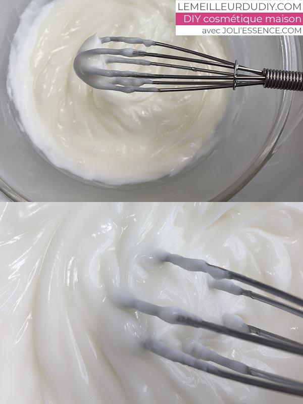 DIY cosmétique Crème de jour qui épaissit