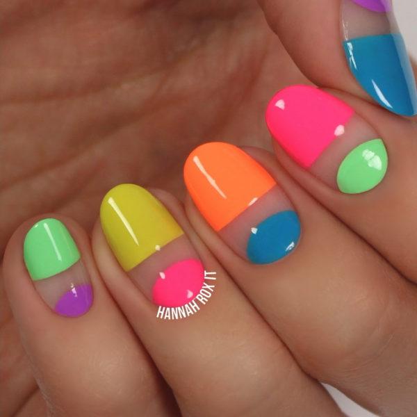 Apprends à réaliser un nail art magnifique pour cet été