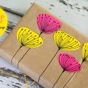 DIY Emballage cadeau à réaliser en quelques minutes