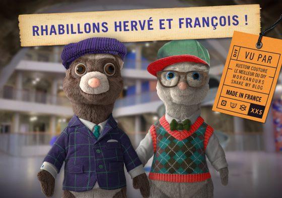 Hervé et François Lesfurets.com