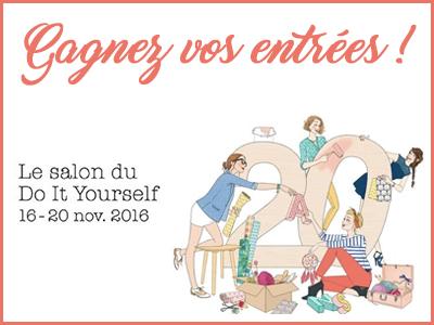 Gagnez vos entr es pour le salon creations et savoir faire - Salon creations et savoir faire entree gratuite ...