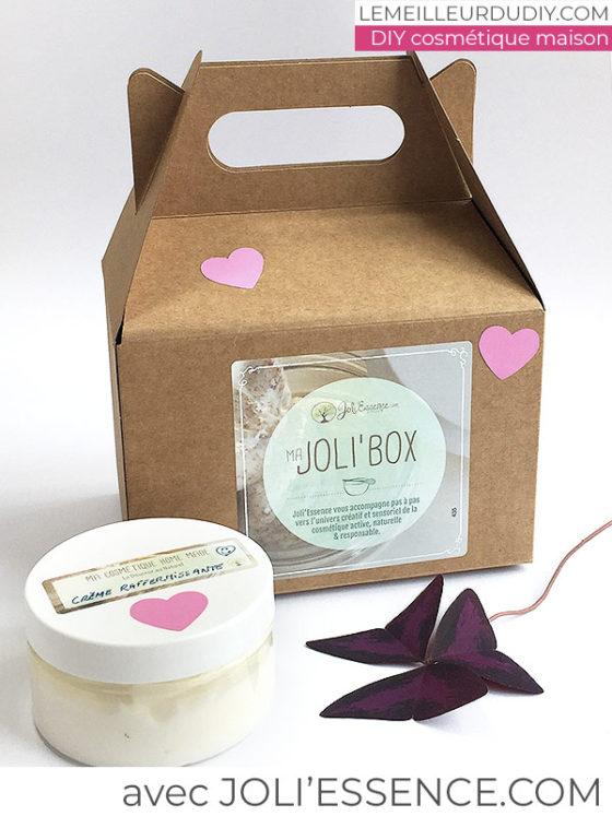 DIY cosmétique un cadeau pour la fête des mères Fabriquer sa crème de jour
